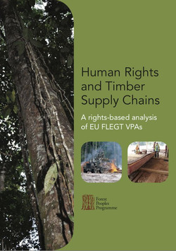 Human rights and timber supply chains