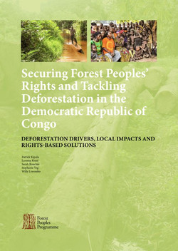 Securing Forest Peoples' Rights and Tackling Deforestation in the Democratic Republic of Congo