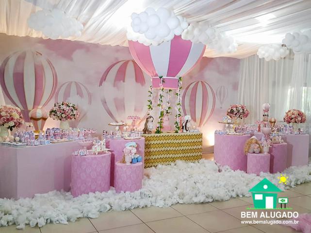 Aluguel de Salão de Festa - IsadanyF08-8