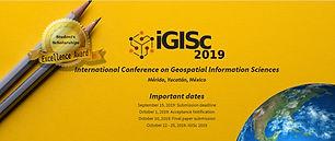 Congreso Internacional de Ciencias de Información Geoespacial (CICIGe)