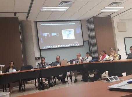 Primera Reunión de planeación Estratégica del Consorcio en inteligencia Artificial