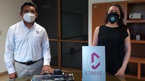 Entrega de Auto Miny a la Universidad Politécnica de Yucatán