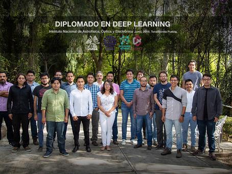 Diplomado en Deep Learning