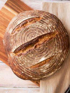 Low Carb, High Fiber Ketogenic Bread