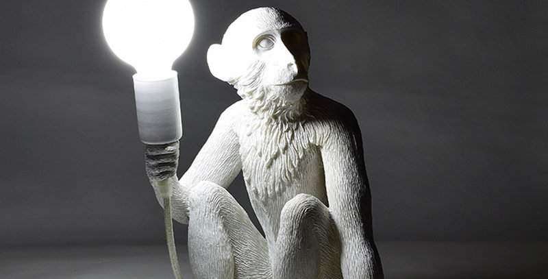 Cheeky Monkey Lamps