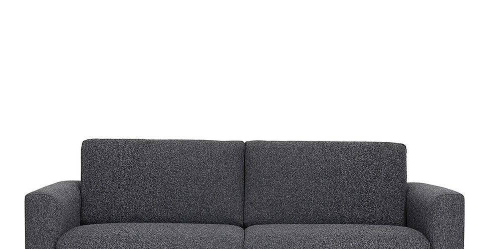 Cleveland 2-Seater Sofa in Nova Antracit.