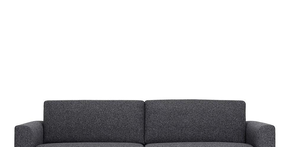 Cleveland 3-Seater Sofa in Nova Antracit