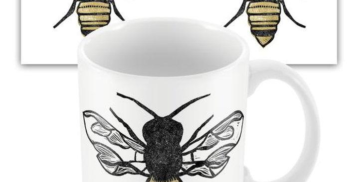 The Pollinator Beemug