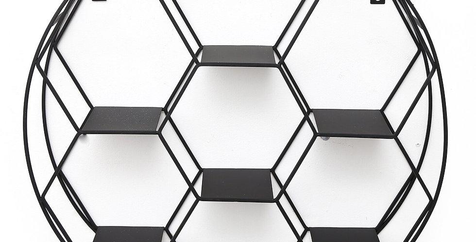 Hexagon Cut Wall Unit 50cm