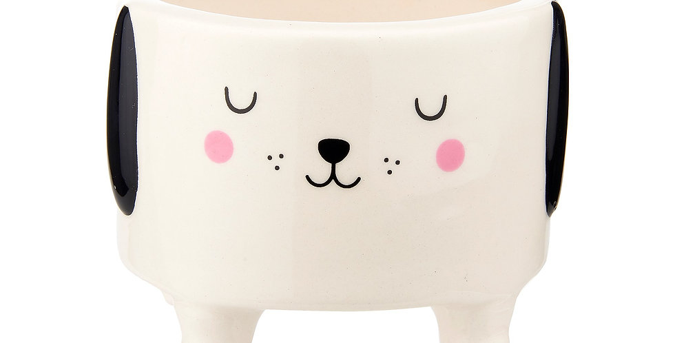 HARVEY THE DOG PLANTER