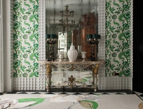 Magnolia Ice Wool & Silk by Vivienne Westwood (3.05m x 2.13m)