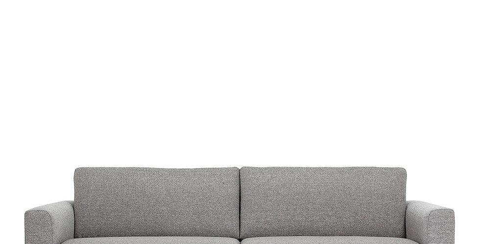 Cleveland 3-Seater Sofa in Nova Light Grey