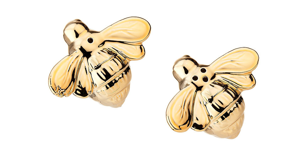 QUEEN BEE SALT & PEPPER SET