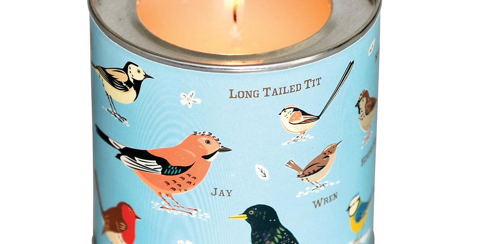 GARDEN BIRDS SCENTED CANDLE