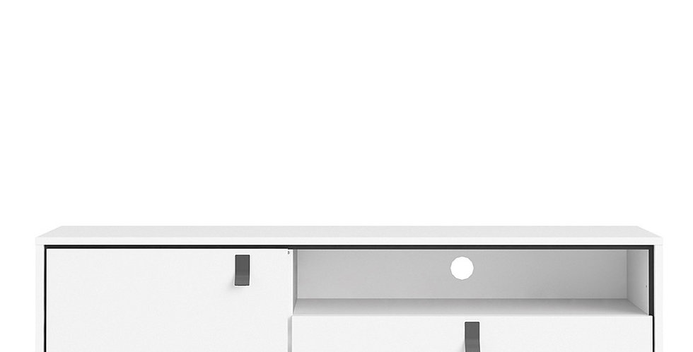 Ry TV-unit 1 door + 1 drawer