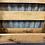 Thumbnail: Handcrafted Wine Glass & Bottle Storage Shelf