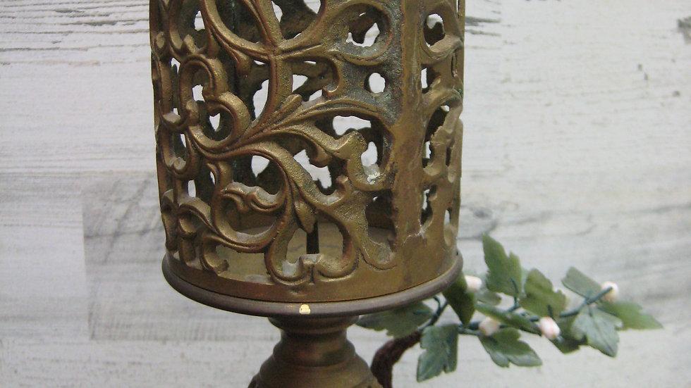 Brass Table Top Lantern