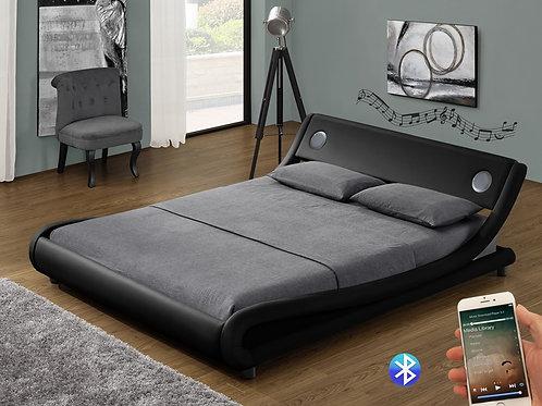 Brand New OLIVA SPEAKER Bed Frame in Queen & King sizes | BED FACTORIE, Morayfield