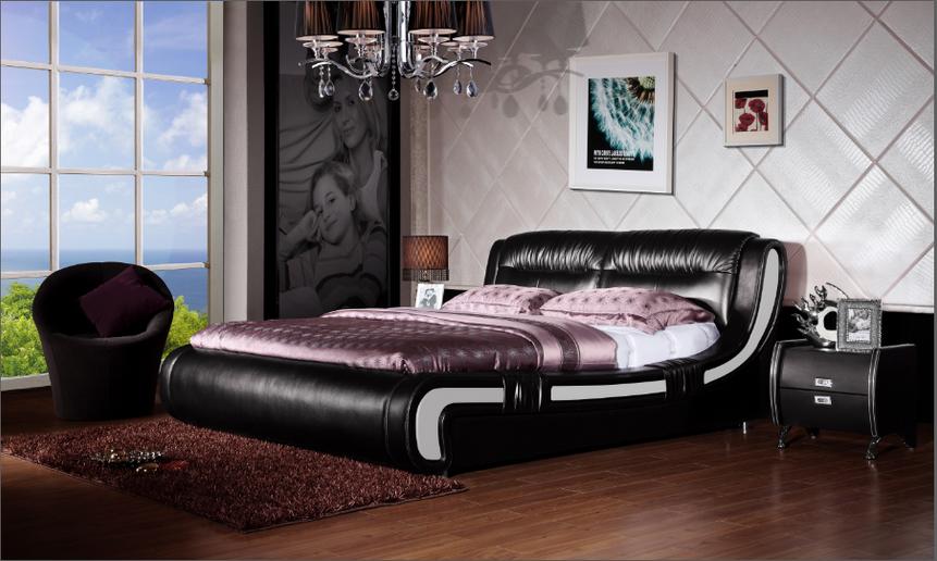 Lavish Modern Bed Frame
