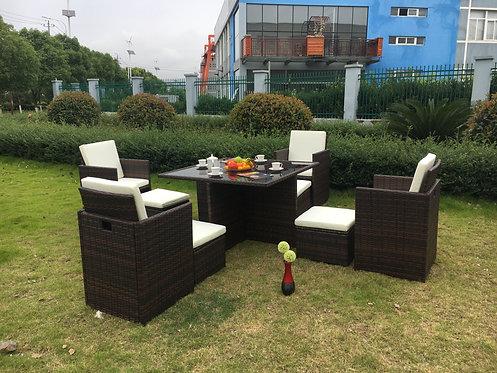 Brand New MALDIVES 8 Seater Sofa/Dining Outdoor Rattan Furniture Setting   Citylife Furniture, Sumner