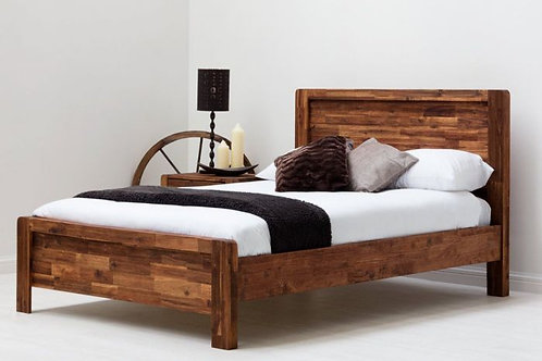 Brand New DANE Timber Bed Frame in Queen/King sizes | Bed Factorie, Morayfield