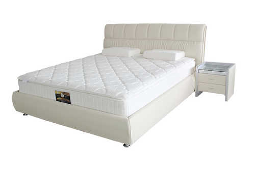 Brand New SIMBA Modern Luxury Bed Frame in Queen & King sizes | Bed Factorie, Morayfield
