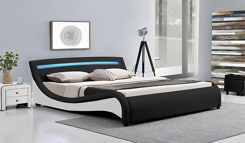 Brand New MORGAN LED Bed Frame in Queen/King sizes   Citylife Furniture, Sumner