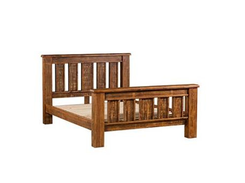 Brand New PANDORA NZ PINE Wood Bed Frame | Bed Factorie, Morayfield
