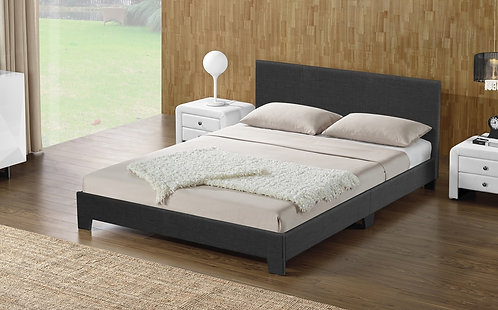 Brand New Milano Fabric Bed Frame - Queen, King size | Citylife Furniture, Brisbane