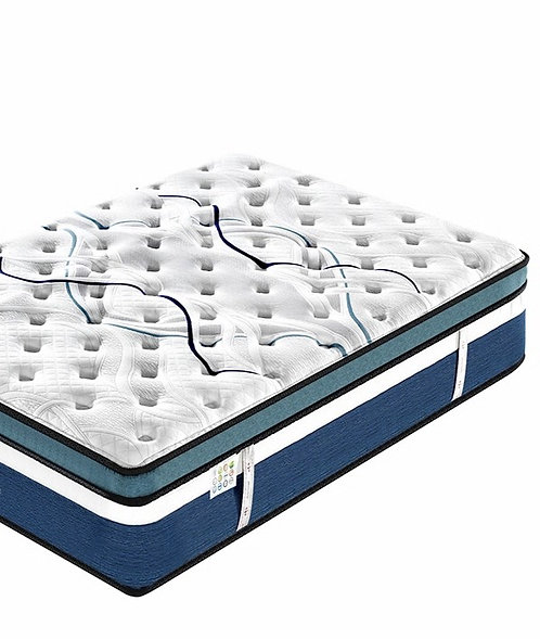 Brand New Ortho Kinetic Latex - CoolMax 5 Zone Pocket Spring Mattress | Citylife Furniture, Brisbane