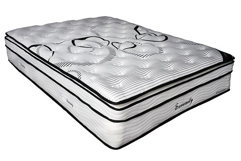 Brand New DREAM SERENITY Dual Layer 5 Zone Pocket Spring Mattress | Bed Factorie, Morayfield