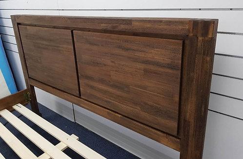 Brand New OCEAN Acacia Wood Timber Bed Frame | Citylife Furniture, Brisbane