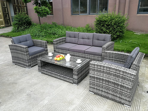 Brand New OASIS II - 5 Seater Outdoor Furniture Set | Citylife Outdoor Furniture Store, Brisbane