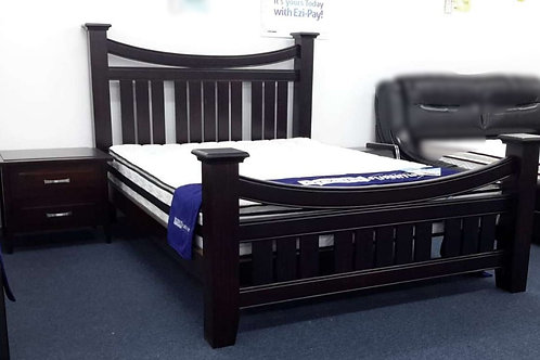 Brand New LUCAS NZ PINE WOOD Bed Frame | Bed Factorie, Morayfield
