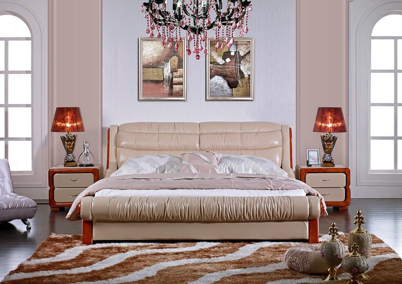 Archer Modern Bed Frame