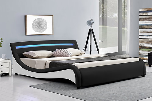 Brand New MORGAN LED Bed Frame in Queen & King sizes   Bed Factorie, Morayfield