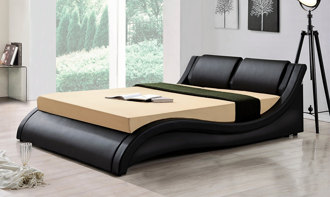 Pairs Modern Bed Frame
