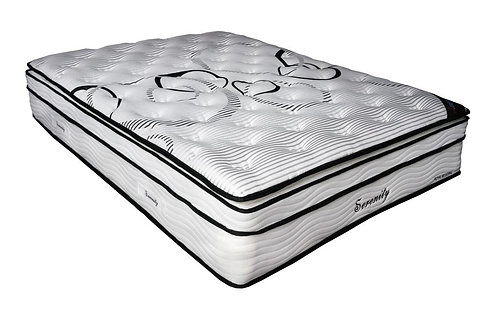 Brand New DREAM SERENITY Dual Layer 5 Zone Pocket Spring Mattress | Citylife Furniture, Brisbane