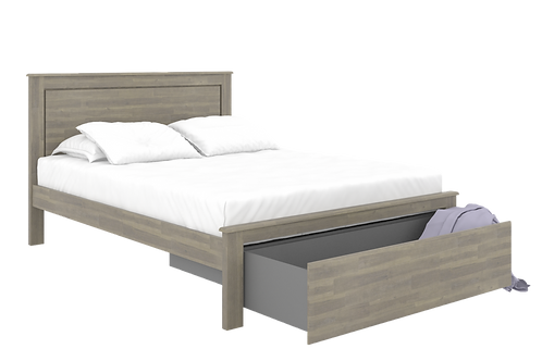 Brand New PALACE Drawer Timber Bed Frame | Bed Factorie