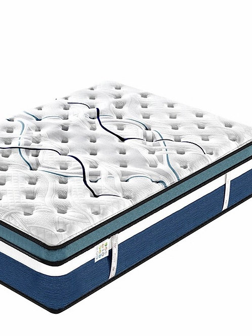 Brand New ORTHO-KINETIC Latex CoolMax Mattress in Queen & King sizes | Bed Factorie, Morayfield