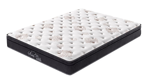 Brand New Sleep Beauty Comfort Euro Top Mattress - Available in Queen/King sizes - Citylife Furniture, Sumner