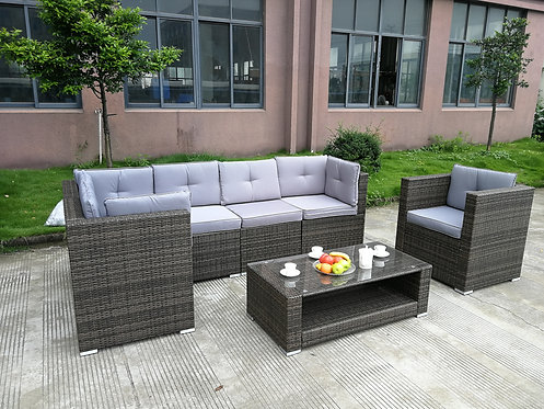 Brand New TITAN - 7pc Modular Outdoor Furniture | Citylife Furniture, Outdoor Warehouse - Brisbane