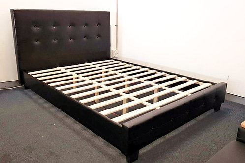 Brand New MONTEGO Bed Frame in Double/Queen/King sizes | Bed Factorie, Morayfield