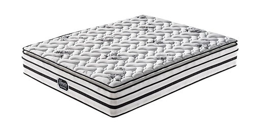 Brand New Silhouette Pillow Top 5 Zone Pocket Spring Mattress | Citylife Furniture, Brisbane