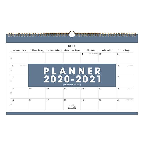 Kalender Liggend Omslag D2