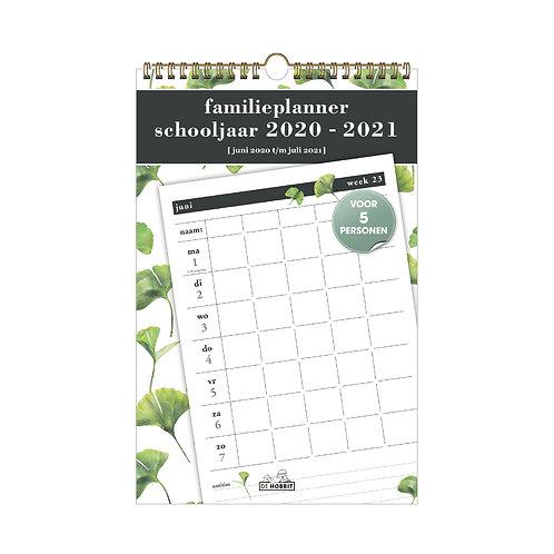 Familieplanner Spiraal D2