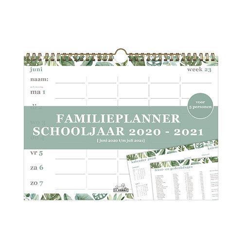 Familieplanner Spiraal D1