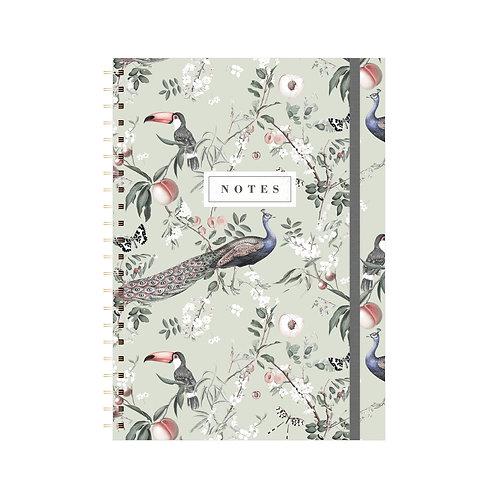Notebook A4 D4