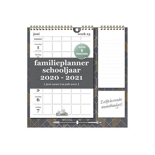 Familieplanner Memo D2