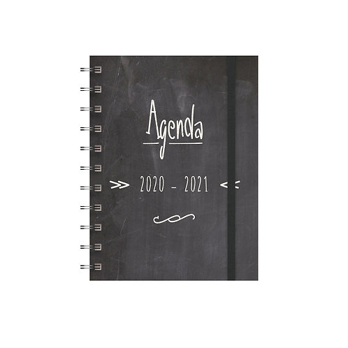 Agenda Spiraal A6  D3
